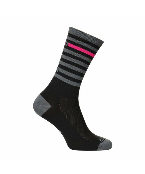Sportsocken RING grau/pink